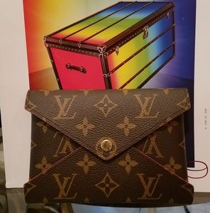 Louis Vuitton Kirigani Monogram Pouch